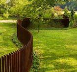 Landscape: Fences