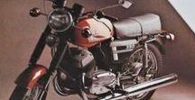 Retro/Vintage/Classic MOTO Advertising #2