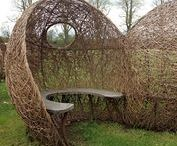 Landscape: Willow structure