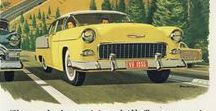 Retro/Vintage/Classic AUTO Advertising #5