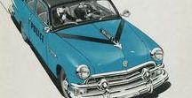Retro/Vintage/Classic AUTO Advertising #6