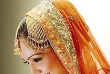 Indian Wedding Dress  &  Special Events Gown / by Nina Smith