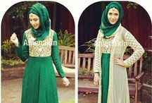 "The Beauty of Hijab & Symply Muslim Dress / Anyone looking for muslim dress sent me massage in my Face Book "" Unique Designs by Nina .  Give me your size  , designs  , Colors and  Any Type of Fabric you looking for and we'll make it for you by Handmade . / by Nina Smith"