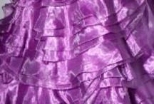 Fabrics : Organza