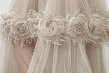 Fabrics : Tulle / Silk
