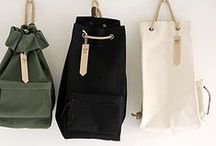 See me!! A bag / All of bag I love and hopeing some one love too.^^ / by ZTRONG