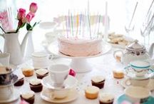 Party Inspiration / Because life it too short to have a boaring party!