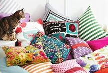 Textiles / Print, pattern, texture, knitting, quilts, crochet