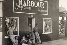 The Surf Shop / HARBOUR Surfboards 329 Main St. Seal Beach, Ca / by HARBOUR Surfboards