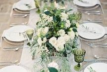 The prefectly set table