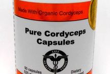 Cordyceps / #Cordyceps is a medicinal #mushroom that was found in the mountains of Tibet. Cordyceps has been studied as a natural way to boost energy levels, and maintain overall good health.