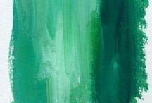 Green & Blues