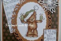 My Christmas cards 2014
