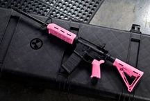 Airsoft - Girly / I'm a girl who likes cute things sometimes.