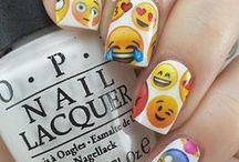 Spangley Nails / My nails