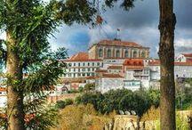 Coimbra, a mais bela das belas / Fotografia da cidade de Coimbra