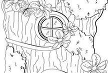 Fleurs, jardins / fleurs jardins