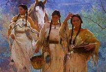 native american / by Dee Ben