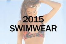 2015 SWIMWEAR / All of the latest styles and swimwear trends of 2015.  / by BIKINI.COM