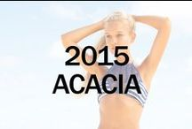 2015 ACACIA / The newest collection of Acacia Swimwear! Known for its intricately detailed designs, custom prints, buttery fabric, and seamless comfort, Acacia mixes effortless femininity with sophistication. / by BIKINI.COM