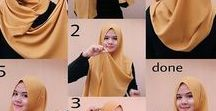 Hijab Wrapping Tutorial