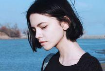かみ hair