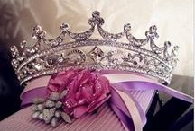 Inspired Tiaras And Crowns