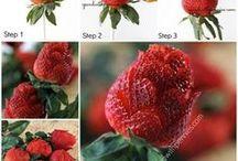 Fruites & Vegetable Carving Tutorial