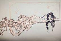 Dibujos, pinturas...
