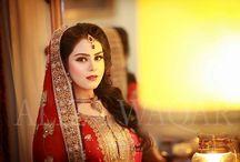 Muslim Lehenga Brides