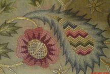 Türk işi (Turkish Embroidery) / Klasik Türk el işleri