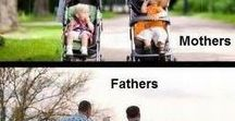 Mom Vs Dad