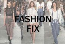 FASHION FIX / The latest looks from the runways of New York, Paris and everywhere in between. / by BIKINI.COM