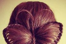 Hair / My collection of great hairstyles as well as tips and ideas