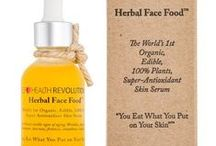 Organic Herbal Face Food / The world's 1st Organic, Edible, 100% plants only skincare product with a ORAC Antioxidant rating of over 10 million (highest ever tested). The product is handmade in Malibu, CA. fresh in small batches. The ingredients are wild-harvested by hand from all over the world so our supplies are very limited.