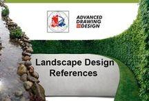 Landscape Design References