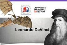 Leonardo DaVinci References