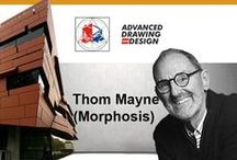 Thom Mayne (Morphosis) References
