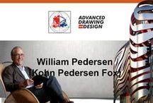 William Pedersen (Kohn Pedersen Fox) References