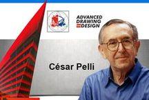 César Pelli (Pelli Clarke Pelli) References