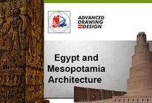 Egypt and Mesopotamia Architecture