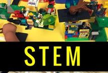 STEM Activities for Kids / Engage your learners with awesome STEM activities for all seasons.  Want a fantastic STEM freebie? Visit our blog post: http://soltrainlearning.com/2016/09/201609the-ultimate-beginners-guide-to-stem/