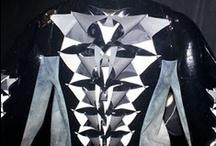 Anne Sofie Madsen / AW 13 collection 'Sirens of Chrome'  Copenhagen Fashion Week