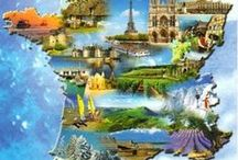 France, je t' adore!❤❤❤ / Les gens, la culture, l'Histoire, l'architecture,  la musique, la gastronomie de ce pays m'enchantent profondément... / by Constancia de Azevedo