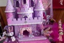 Princesas: Lindos modelos de Lembrancinhas para festa das Princesas / Decoração de festa e lembrancinhas / by Bel Amaral