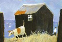 Tessa Newcomb, Painter