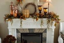 Fall Decorating Ideas / Ideas for Fall decorating all around the Home