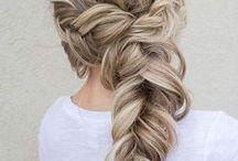 Włosy / Hair