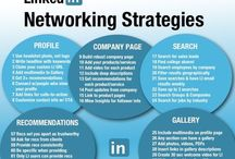 LinkedIn Networking Tips / Resources & insights to help you navigate Networking on LinkedIn.