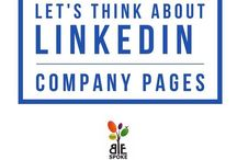 LinkedIn Company Page / Resources & insights to help you navigate LinkedIn Company Pages #linkedin #companypage